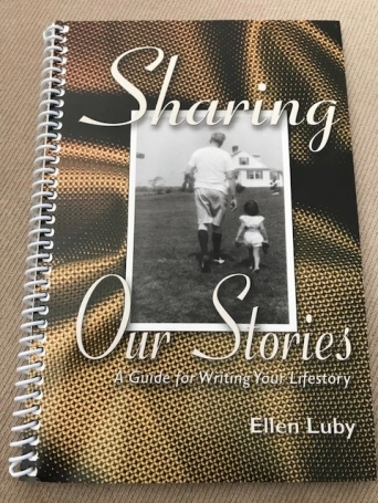 Sharing Our Stories cover